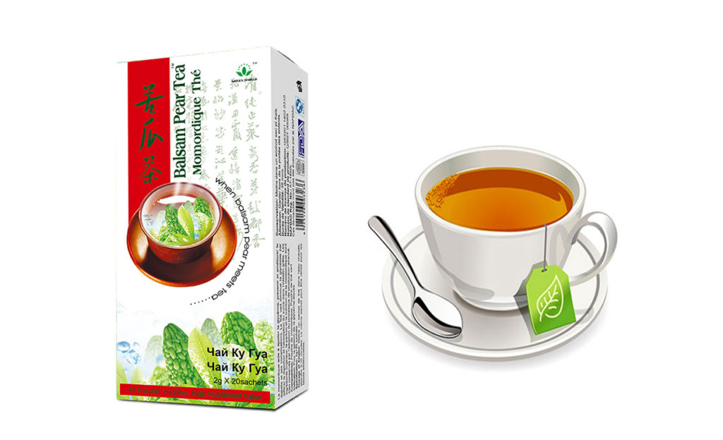 Balsam tea ni Tiba ya Kisukari